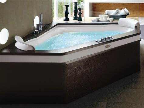 two seater bathtub 2 seater corner whirlpool bathtub aura corner 160 by