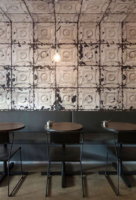 Tin Ceiling Tiles On Walls by Vintage Ceiling Tiles To Form Screen Or Install On Wall