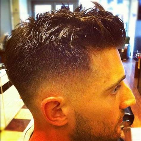 haircuts with long sides and shorter back 10 mens haircuts short back and sides mens hairstyles 2018
