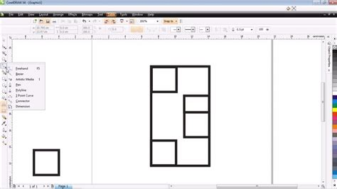 desain rumah coreldraw 63 desain rumah minimalis dengan coreldraw desain rumah