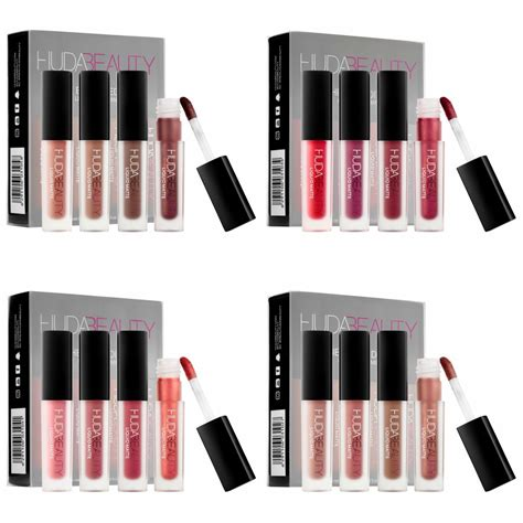huda liquid matte minis makeup beautyalmanac
