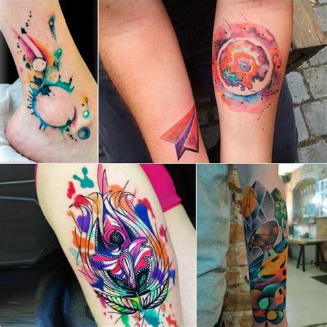 watercolor tattoo process watercolor designs watercolor technique