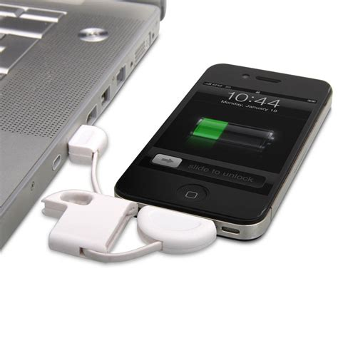 iphone charge iphone keyring with usb charging cable iwoot