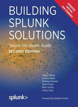 pattern classification second edition solutions building splunk solutions second edition splunk