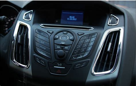 2013 ford focus 2012 trim accessories stainless steel