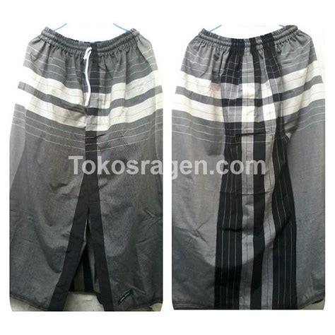 Sarung Celana Wadimor Lazada sarung celana dewasa dari bahan sarung gajah duduk black