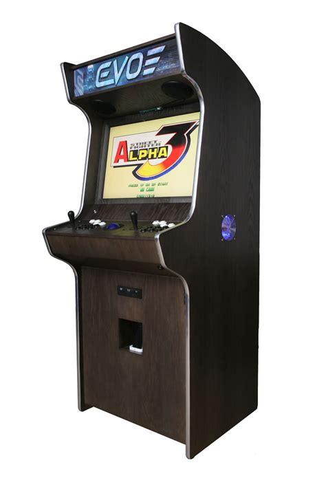 Multi Arcade Cabinet by Evo Play Arcade Machine Liberty