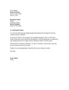 sample business letter postpone meeting sample business