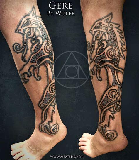 copenhagen tattoo tattoos by uffe meatshop copenhagen druidry