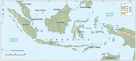 map indonesia maps of indonesia detailed map of indonesia in