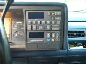 radio died in mr truck topic discussion forum