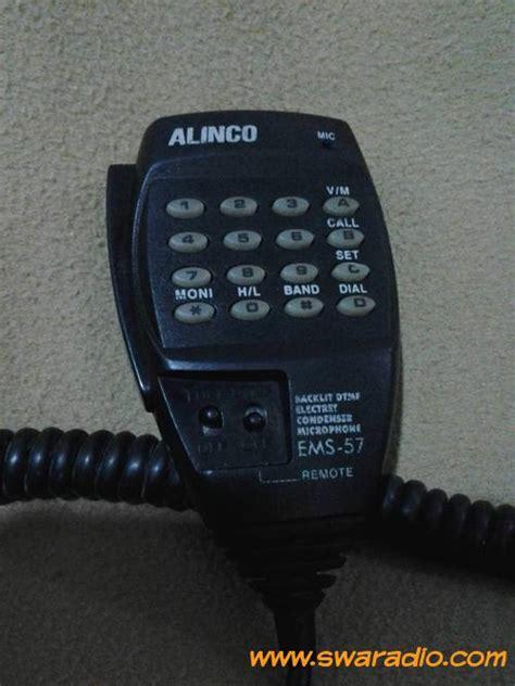 Jual Charger Weierwei 3288 Asli Baru Radio Komunikasi Elektronik T dijual mic alinco asli bawaan dr135mk swaradio