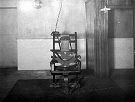 electric chair new world encyclopedia