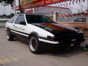 Ae86 Toyota The Toyota Ae86 Gofather Of Drift