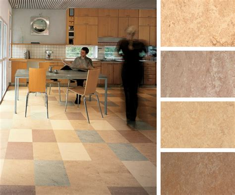 Pelapis Kayu Murah linoleum bahan pelapis lantai ramah lingkungan rooang