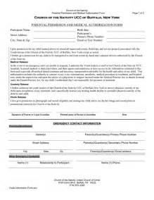 permission form template doc 480621 permission forms template education world