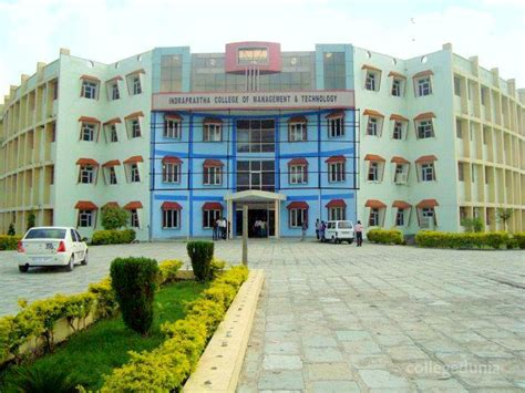 Jodhpur Mba Colleges List by Indraprastha College Of Management And Technology Icmt