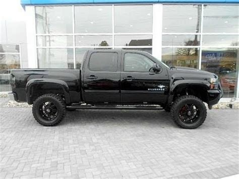 southern comfort black widow silverado 2013 chevy silverado black widow lifted truck by southern
