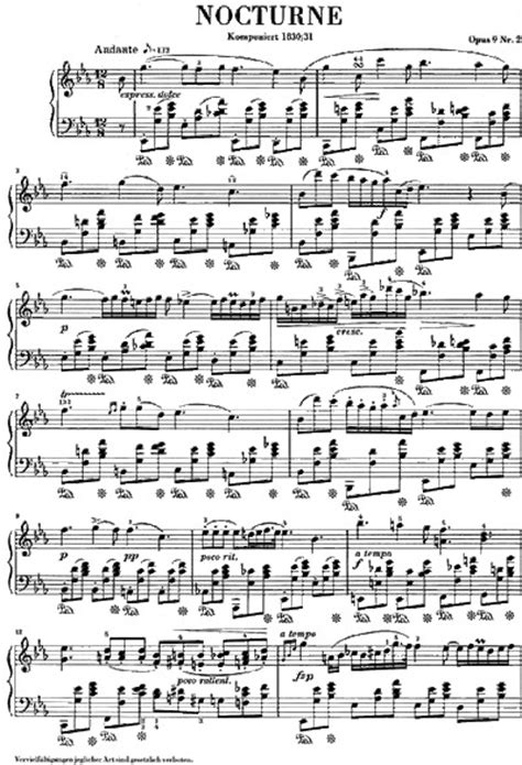 chopin nocturne op 62 no 1 piano tutorial youtube sheet music for piano fr 233 d 233 ric chopin nocturne mi b