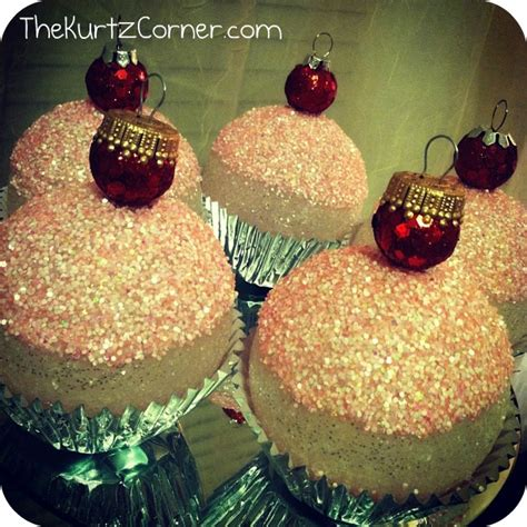 cupcake christmas tree decirations the kurtz corner cupcake ornaments