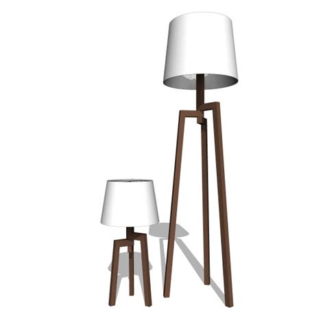Revit Light Fixture Families Dot Stilt 10217 2 00 Revit Families Modern Revit Furniture Models The Revit Collection
