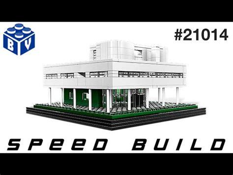 lego architecture tutorial full download villa savoye lego architecture