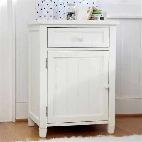 beadboard cabinets for sale beadboard cabinet bedside table pbteen