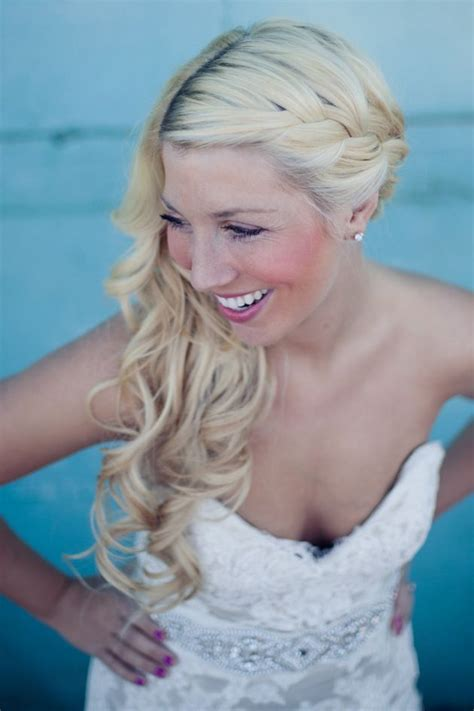 Side Wedding Hairstyles by 12 One Side Wedding Hairstyles Pretty Designs