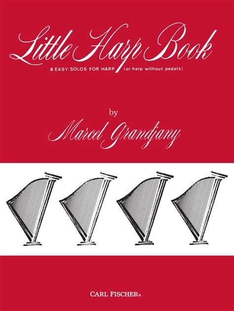 harp sheet   harp book  grandjany