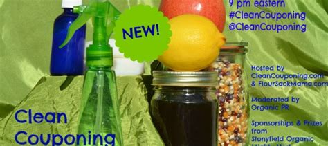 cleaning and couponing clean couponing twitter party set for january 16 clean