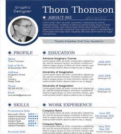 Free One Page Resume Template by 41 One Page Resume Templates Free Sles Exles