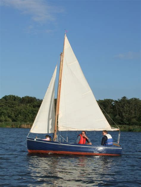 small boat sailing an explanation of the management of small yachts half decked and open sailing boats of various rigs sailing on sea and on river cruising etc classic reprint books on barton broad 11 rnsa dinghy sails by jpg 2572 215 3429