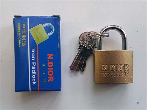 Gembok Ukuran Kecil kunci gembok kuning ukuran 32mm sedang murah