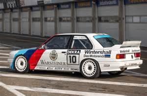 impressive dtm tribute 1991 bmw motorsport m3 race car