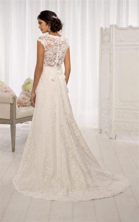 wedding dresses cap sleeve wedding dresses essense
