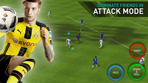 ea sports fifa mobile fifa mobile soccer android apps on play