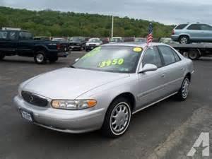2000 Buick Century 2000 Buick Century Custom For Sale In Hton New Jersey