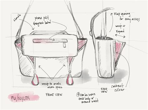 Sketches Bags by New Bag Sketches Ramler