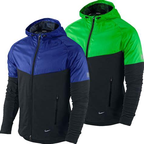 Jaket Hoodie Nike 7 wiggle nike fanatic hoodie running windproof jackets