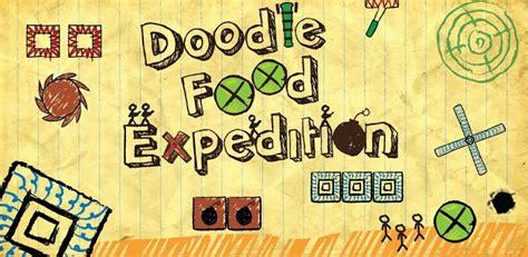 doodle food expedition copia de seguridad descargar doodle food expedition