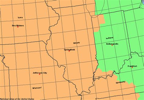 chicago time zone map chicago time zone map 28 images dx enhancement radiodx