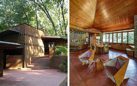 L Shaped Houses by 10 Must See Houses Designed By Architect Frank Lloyd