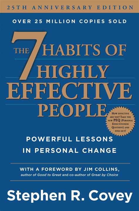 habits  highly effective people book  stephen
