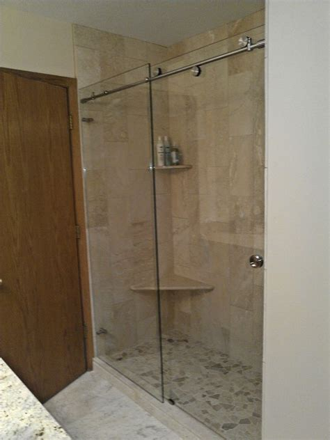 Glass Shower Doors Mn Residential Shower Glass Installation Service Areas White Glass