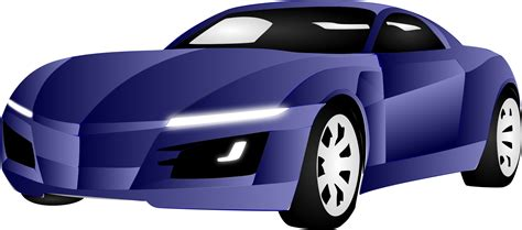 cartoon sports car png clipart car