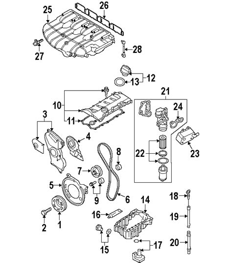 Audi A4 1 8t Engine Hose Diagram Downloaddescargar Com