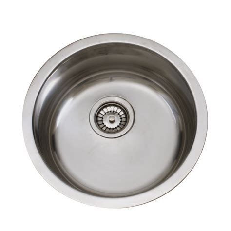 Evier Rond Inox by 201 Vier Inox Rond 224 Encastrer Moderne 1 Bac 216 45 X 16 Net