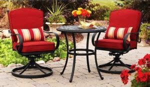 Better Homes And Gardens Patio Furniture Replacement Cushions Better Homes And Gardens Fairglen Cushions Walmart Replacement Cushions