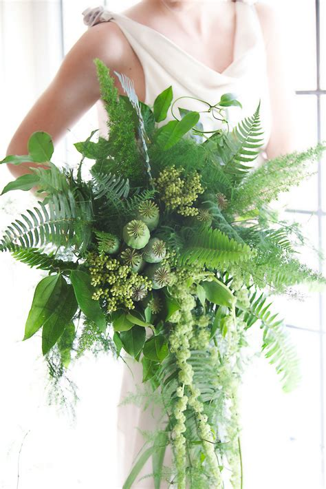 Wedding Bouquet Ferns by Dahlia Fern Bouquets Search The Event Of
