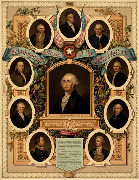 printable poster of u s presidents file masonic heroes print jpg